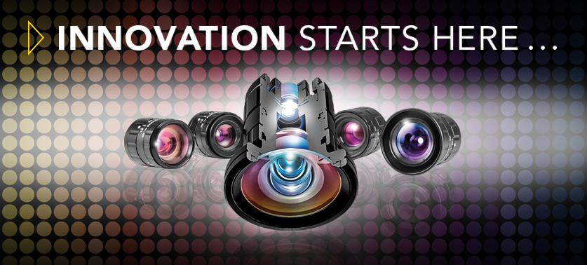 Imaging Optics - Innovation Starts Here...