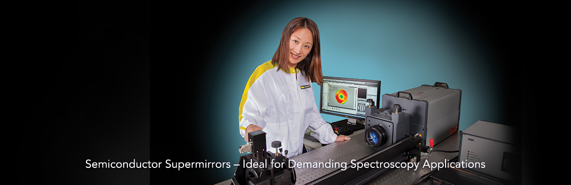 Semiconductor Super Mirror