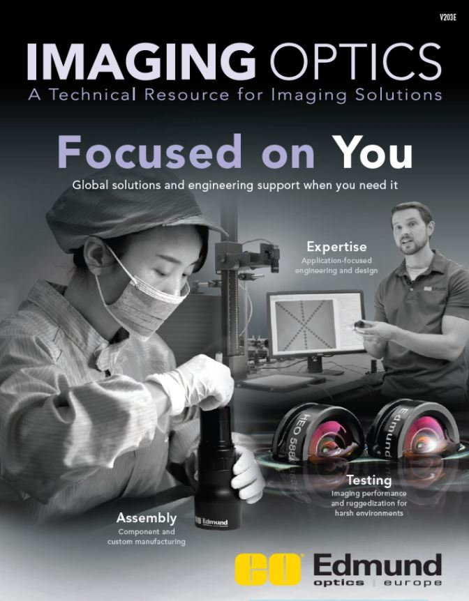 Imaging Optics Catalog