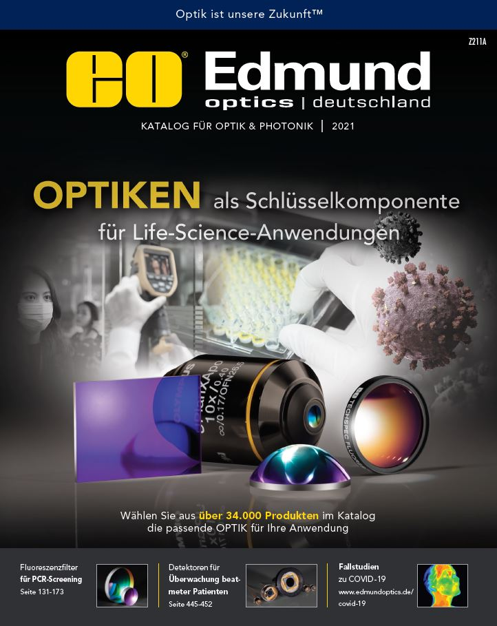 Optik & Photonik Katalog