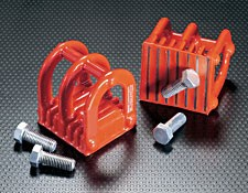 Heavy Duty Pull Magnet (Coated)